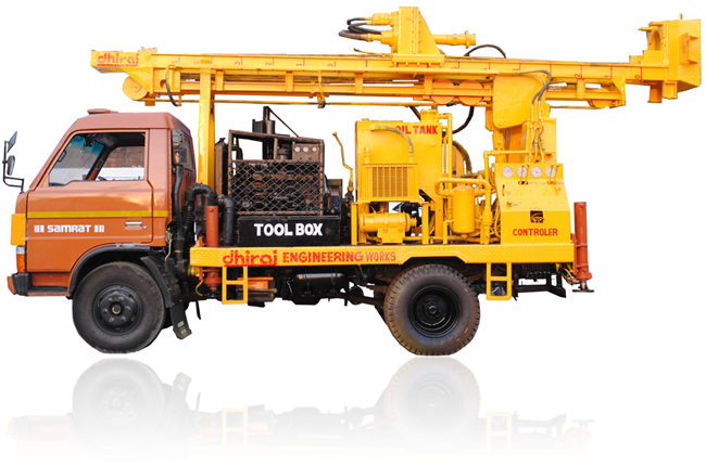 CRAWLER DRILLING RIGS