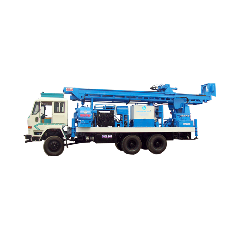 Heavy Duty Drilling Rig
