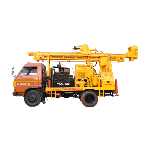 Trolley Drilling Rig